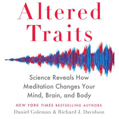 Altered Traits audio cover