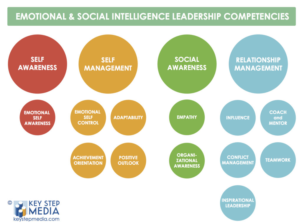 Emotional social intelligence leadership competency model