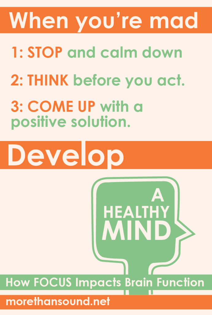 develop a healthy mind