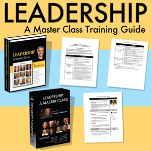 Leadership A Master Class Training Guide