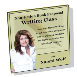 Non-Fiction Book Proposal Writing Class