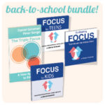 Focus Back-to-School Bundle