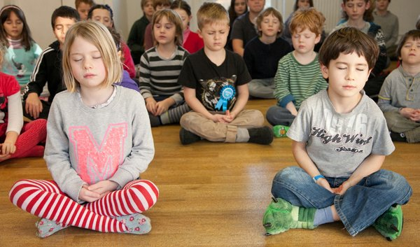 The Mindful Child >> The Mindful Child Teaching The New Abcs Of Attention Balance And
